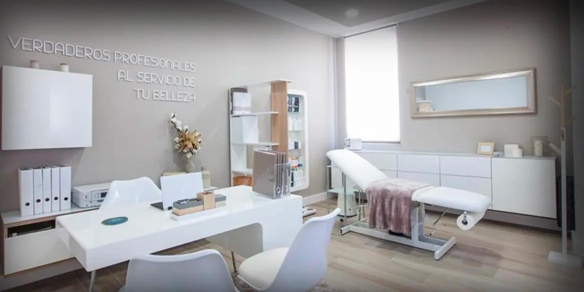 imagen de clinica veraben zona de tratamientos esteticos