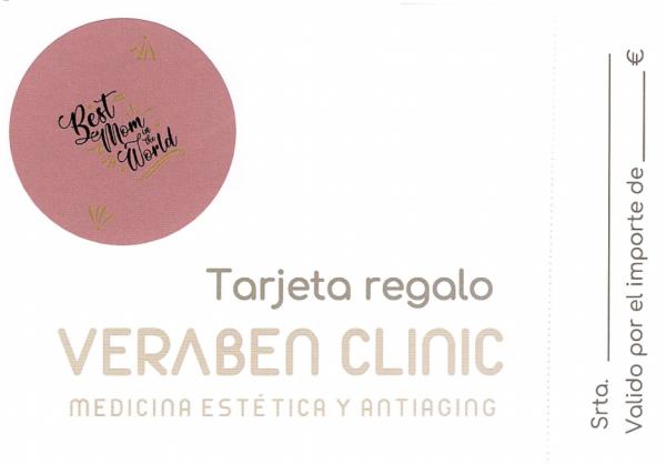 imagen de Tarjeta Regalo Veraben Clinic